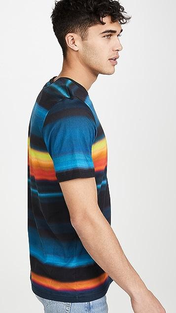 PS Paul Smith Bright Stripe T-Shirt
