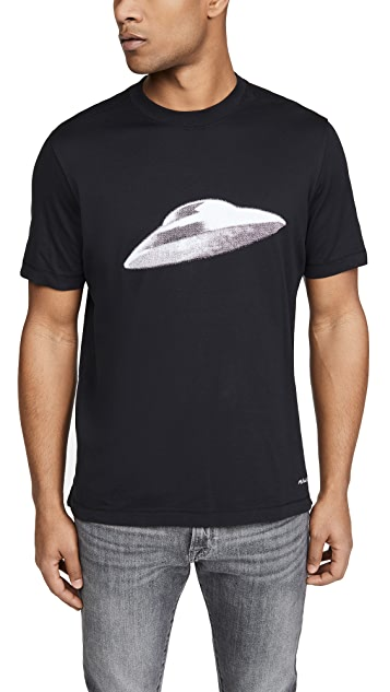 PS Paul Smith Flying Saucer T-Shirt
