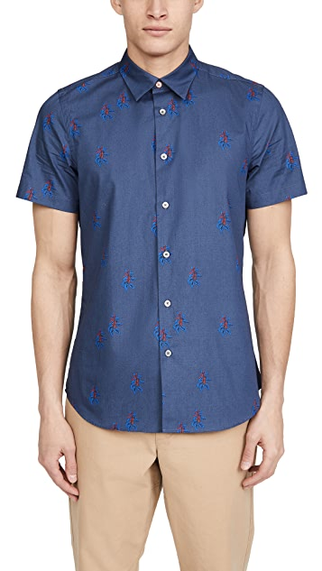 PS Paul Smith Mens Tailored Shirt
