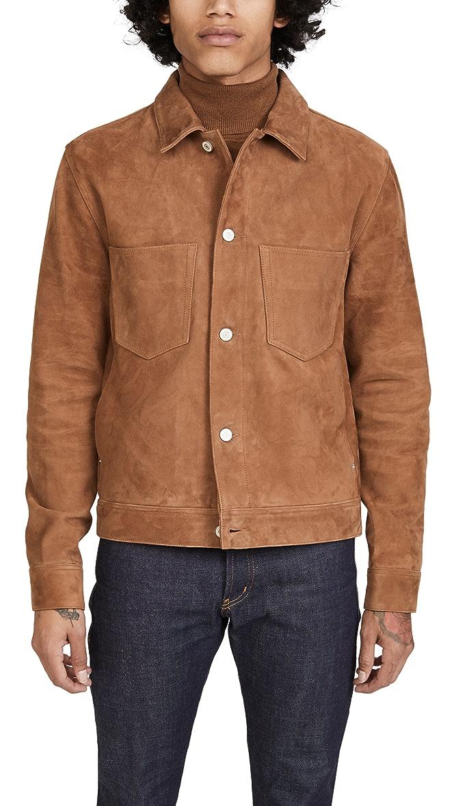 Size XL Stone Beige Colour Paul Smith Mens Shirt Jacket