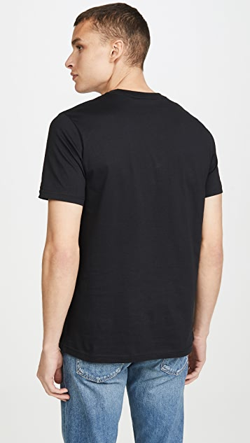 PS Paul Smith Reg Fit Tee Dino