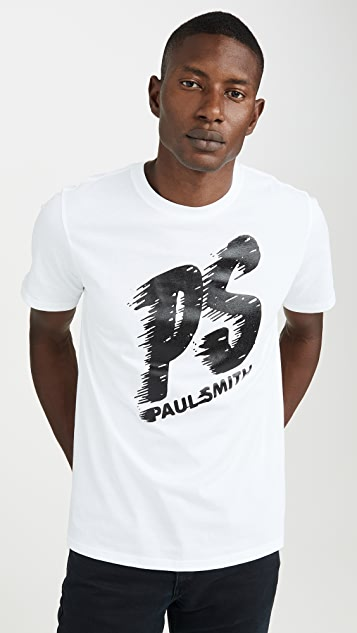 PS Paul Smith Reg Fit Tee PS Paul Smith