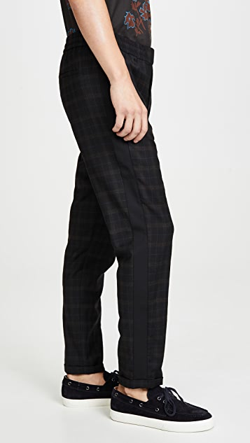 PS Paul Smith Mens Drawcord Trousers