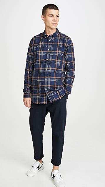 PS Paul Smith Mens Tailored Fit Shirt
