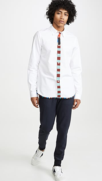 PS Paul Smith Long Sleeve Tailored Fit Shirt