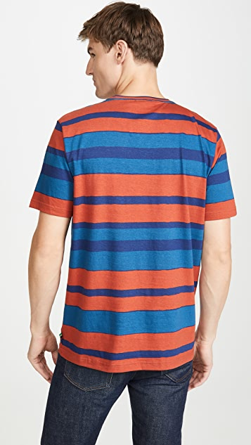 PS Paul Smith Regular Fit Short Sleeve Tee