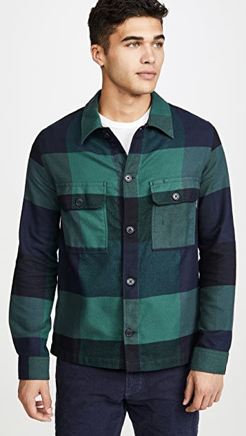 PS Paul Smith Plaid Overshirt