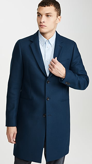 PS Paul Smith SB Tailored Topcoat