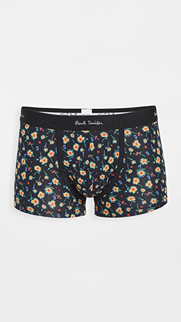 PS Paul Smith All Over Floral Print Trunks