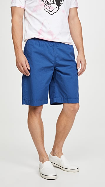 PS Paul Smith Elastic Waist Drawstring Shorts