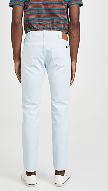 PS Paul Smith Overdyed Slim Standard Jeans