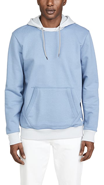 PS Paul Smith Colorblocked Pullover Hoodie