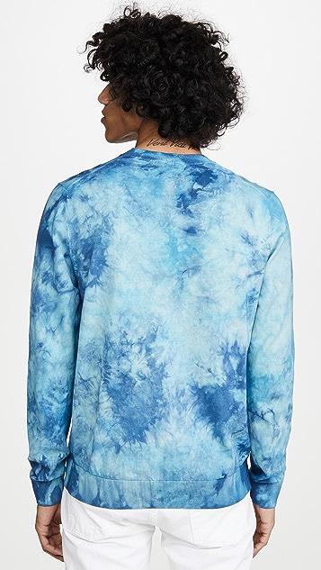 PS Paul Smith Tie Dye Sweater