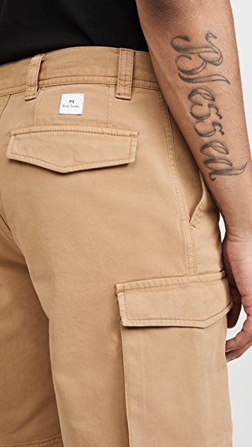 PS Paul Smith Cargo Shorts