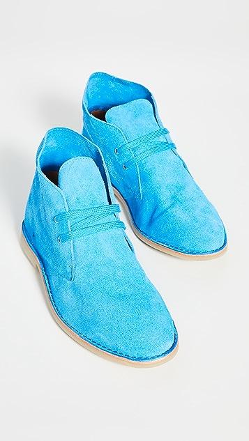 PS Paul Smith Norman Chukka Boots