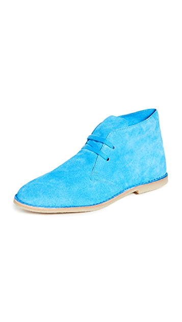 PS Paul Smith Norman Chukka Boots
