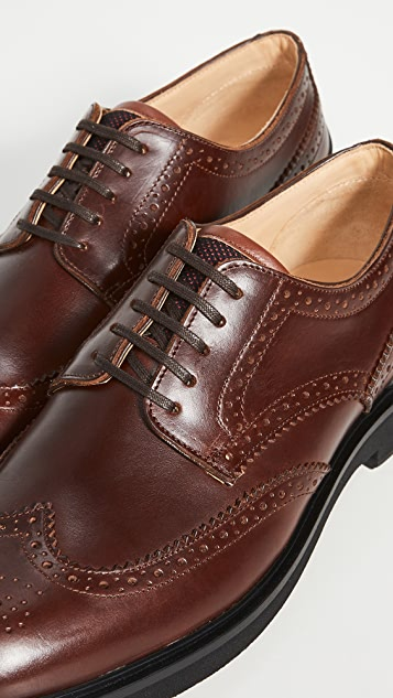 PS Paul Smith Tommy Lace Up Shoes