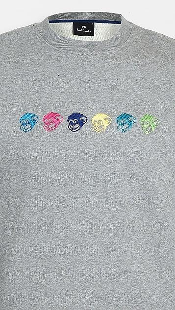 PS Paul Smith Sweatshirt Monkey