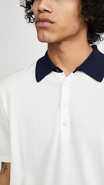 PS Paul Smith Pullover Short Sleeve Polo