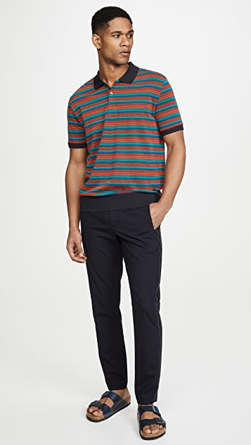 PS Paul Smith Mens Reg Fit Polo Shirt