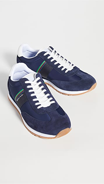 PS Paul Smith Prince Suede Sneakers