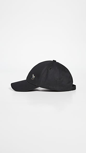 PS Paul Smith Zebra Baseball Hat