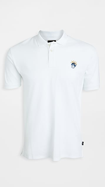 PS Paul Smith Regular Fit Climber Short Sleeve Polo Shirt