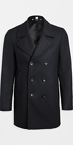 PS Paul Smith - Wool Double Breasted Coat