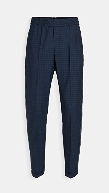 PS Paul Smith Drawstring Suiting Trousers