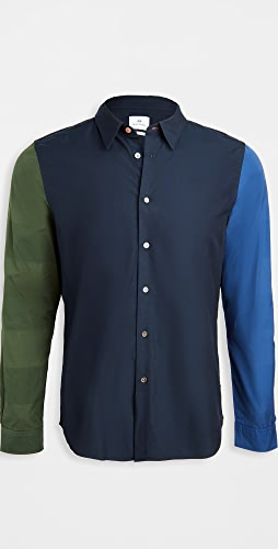 PS Paul Smith - Multi Color Button Down Shirt