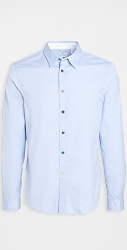 PS Paul Smith - Colored Buttons Shirt