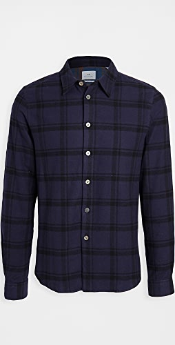 PS Paul Smith - Tailored Fit Button Down Shirt