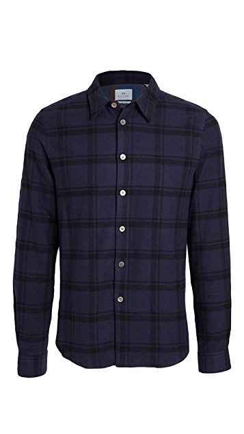 PS Paul Smith Tailored Fit Button Down Shirt