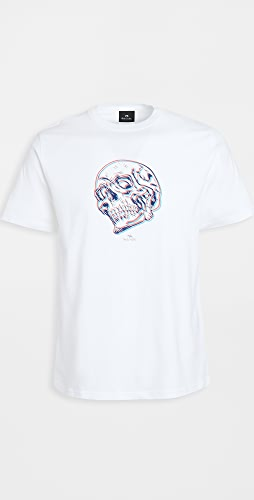 PS Paul Smith - Regular Fit Skull T-Shirt