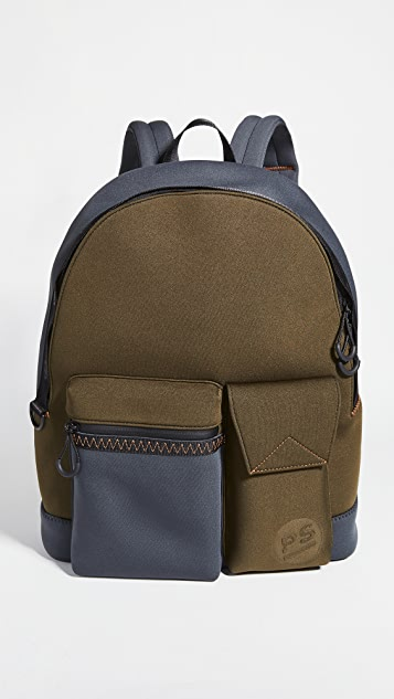 PS Paul Smith Neoprene Backpack