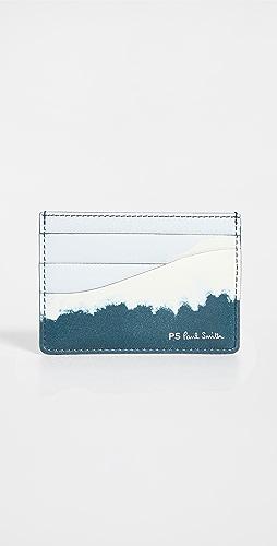 PS Paul Smith - Tie Dye Card Case