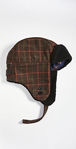 PS Paul Smith - Checked Trapper Hat