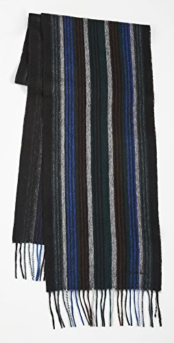 PS Paul Smith - Collage Stripe Scarf