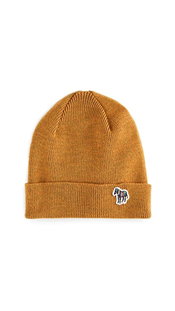 PS Paul Smith Zebra Beanie