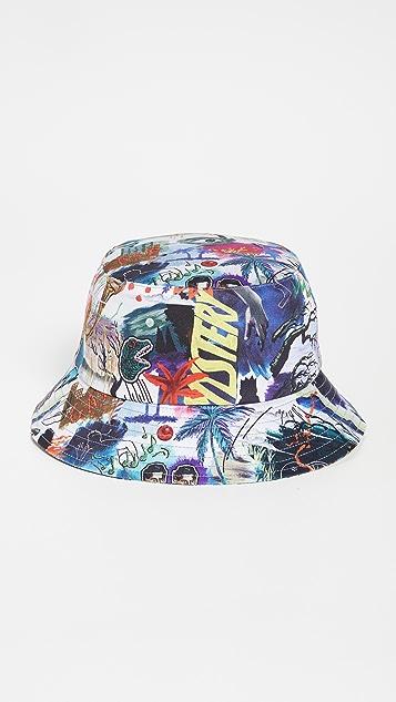 PS Paul Smith Hat Bucket Print