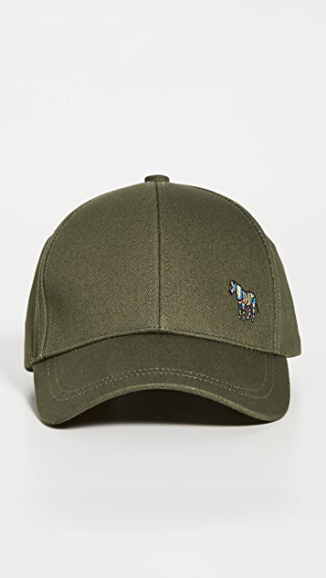 PS Paul Smith Zebra Baseball Cap