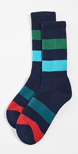 PS Paul Smith - Sock Zoom Stripe Socks