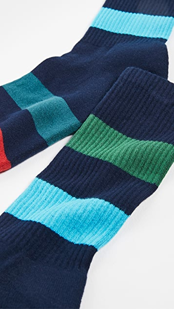 PS Paul Smith Sock Zoom Stripe Socks