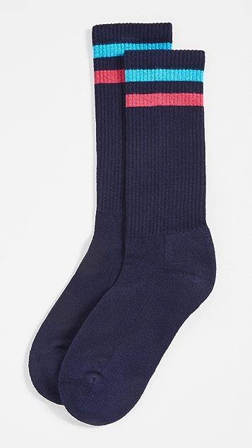 PS Paul Smith Bi Stripe Socks