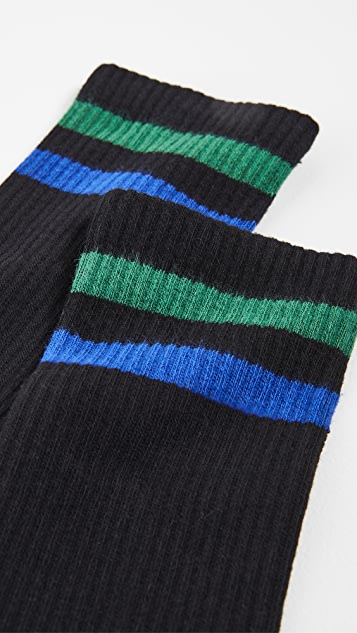 PS Paul Smith Striped Socks