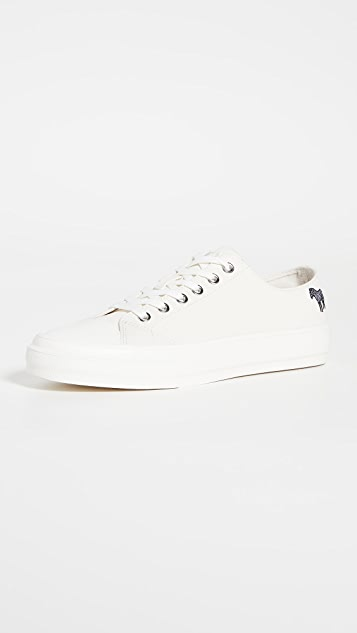 PS Paul Smith Kinsey White Sneakers