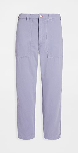PS Paul Smith - Cropped Carpenter Pants