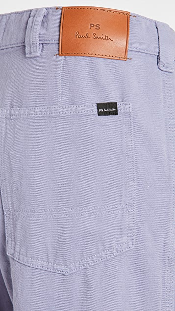 PS Paul Smith Cropped Carpenter Pants