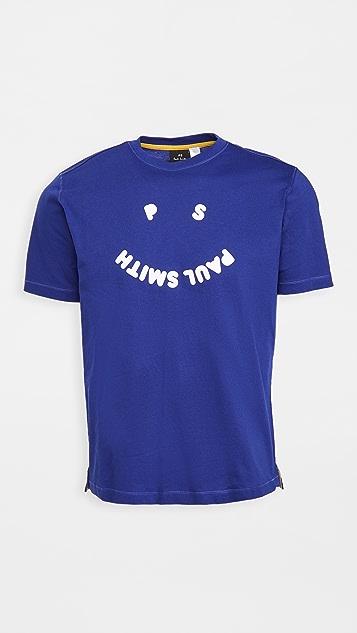 PS Paul Smith PS Face T-Shirt