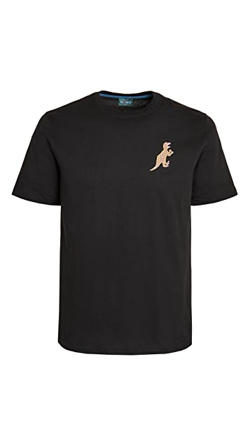 PS Paul Smith Reg Fit Dino T-Shirt